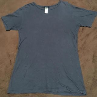 オルタナティブ(ALTERNATIVE)のalternative オーガニックコットンT-SH(Tシャツ/カットソー(半袖/袖なし))