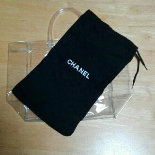 シャネル(CHANEL)の靴 保存袋 巾着タイプ(その他)
