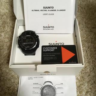 スント(SUUNTO)のSUUNTO  X-LANDER MILITARY(腕時計)