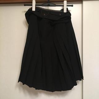 ジャンポールゴルチエ(Jean-Paul GAULTIER)のジャンポールゴルチェ 巻きスカート(ひざ丈スカート)