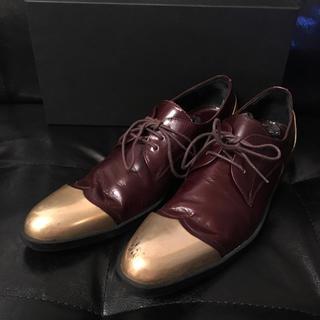 リミフゥ(LIMI feu)の箱付き リミフゥ  ヨウジヤマモト(ローファー/革靴)