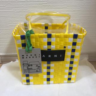 マルニ(Marni)のマルニ ピクニック バッグ マルニフラワーカフェ(トートバッグ)