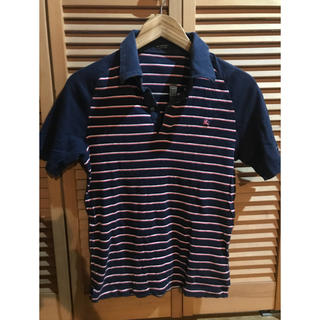 バーバリーブラックレーベル(BURBERRY BLACK LABEL)のバーバリーブラックレーベルポロシャツ(ポロシャツ)