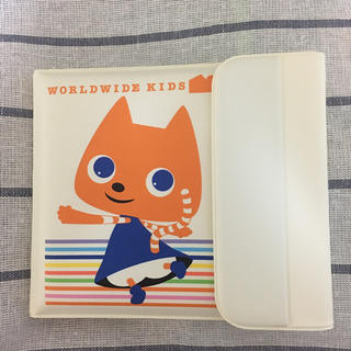 WORLD WIDE  KIDS  DVD収納ケース(CD/DVD収納)