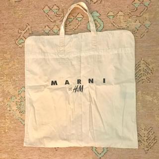 マルニ(Marni)のMARNI H&M ガーメントカバー (トートバッグ)