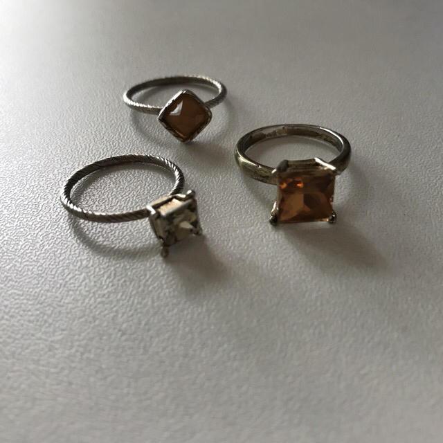 IENA(イエナ)のイエナ*リングセット レディースのアクセサリー(リング(指輪))の商品写真