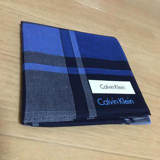 カルバンクライン(Calvin Klein)のハンカチ(ハンカチ/ポケットチーフ)