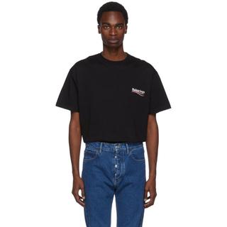 バレンシアガ(Balenciaga)のBalenciaga campaignロゴTシャツ Mサイズ(Tシャツ/カットソー(半袖/袖なし))