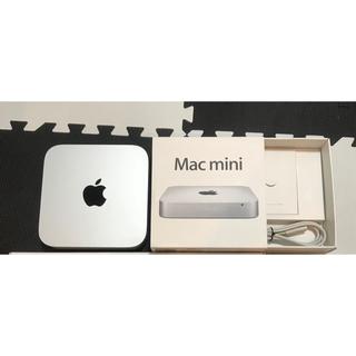 Mac mini (Late 2012)+α