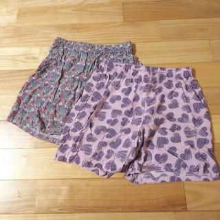 シマムラ(しまむら)の専用☆ルームウェア パンツ 2枚set &Tシャツ(ルームウェア)