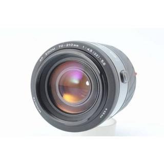 コニカミノルタ(KONICA MINOLTA)のミノルタ MINOLTA AF ZOOM 70-210mm F4.5-5.6(レンズ(ズーム))