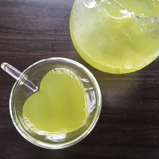 ダブルウォールグラス ハートマグ♪(グラス/カップ)