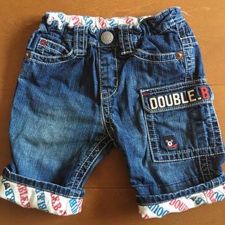 ダブルビー(DOUBLE.B)のダブルB ショートパンツ 90(パンツ/スパッツ)