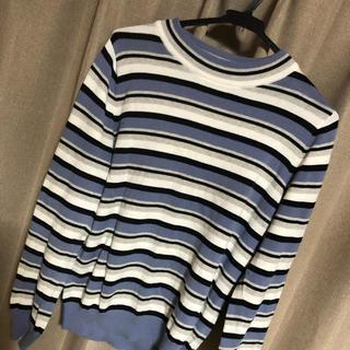 ジーユー(GU)の衣類(ニット/セーター)