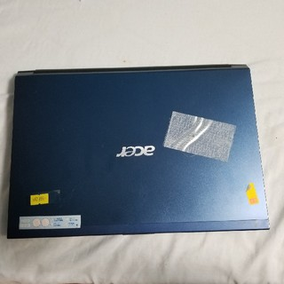 エイサー(Acer)のジャンクノートPC Acer TimeLineX(ノートPC)