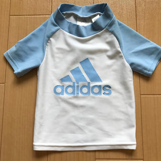 アディダス(adidas)のアディダス ラッシュガード 100(水着)