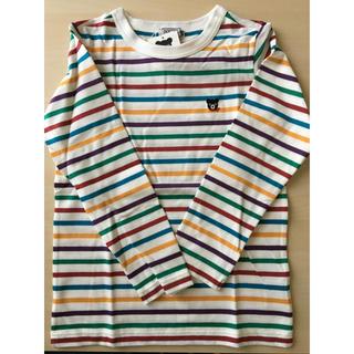 ダブルビー(DOUBLE.B)の新品未使用!mikihouse DOUBLE B 長袖Tシャツ(Tシャツ/カットソー)