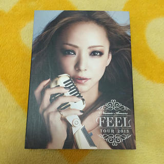 安室奈美恵 DVD FEEL TOUR 2013(ミュージック)