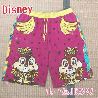 ディズニー(Disney)の【美品】ディズニー❤限定❤スイカ❤ルームウェア❤Lサイズ(ハーフパンツ)