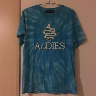 アールディーズ(aldies)のALDIES タイダイTシャツ(Tシャツ(半袖/袖なし))