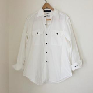 マディソンブルー(MADISONBLUE)のマディソンブルー  MADISONBLUE オーバーシャツ ホワイト レア☆(シャツ/ブラウス(長袖/七分))