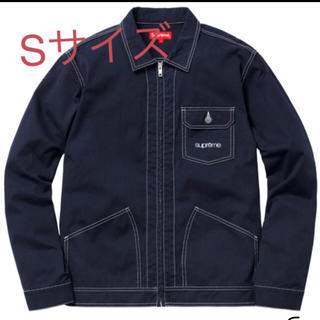 シュプリーム(Supreme)のSサイズ supreme contrast stitch work jacket(フライトジャケット)