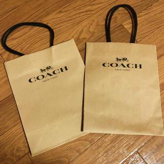 コーチ(COACH)のCOACH ショッパー 紙袋(ショップ袋)