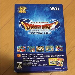 Wii - ドラゴンクエストI・II・III