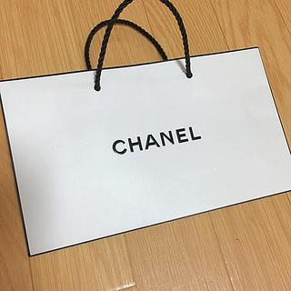 シャネル(CHANEL)のシャネル ショップ袋(ショップ袋)