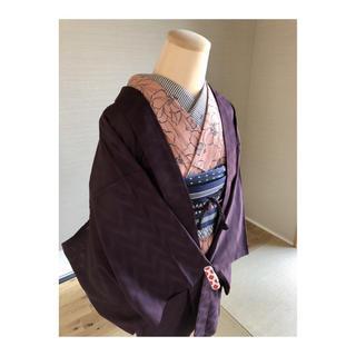 羽織り 紗(着物)