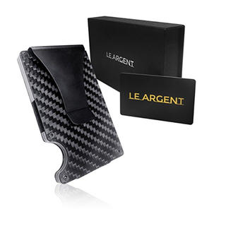 LE ARGENT (ル アルジャン) マネークリップ クレジットカードケース(マネークリップ)