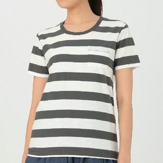 ムジルシリョウヒン(MUJI (無印良品))の今期 新品未使用 無印良品 オーガニックコットンTシャツ(Tシャツ(半袖/袖なし))