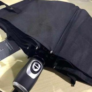 E-PRANCE 折りたたみ傘 日傘 晴雨兼用 Teflon加工 収納ポーチ付き(傘)