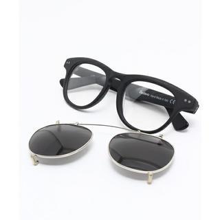 アランミクリ(alanmikli)の新品illestevaレイヤードサングラスドッキングメガネ眼鏡(サングラス/メガネ)