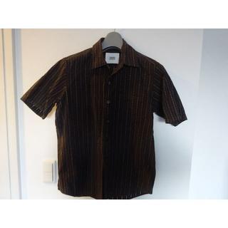 タケオキクチ(TAKEO KIKUCHI)のメンズ:半袖シャツ 「タケオキクチ」 Mサイズ(2)(シャツ)