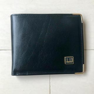 ダンヒル(Dunhill)の【新品・未使用】dunhill ダンヒル 財布 ブラック(財布)