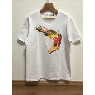 アンダーカバー(UNDERCOVER)の【2】美品 正規品 UNDERCOVER Flaming Heart Tee(Tシャツ/カットソー(半袖/袖なし))