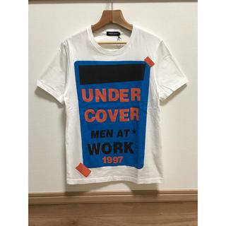 アンダーカバー(UNDERCOVER)の【1】 復刻 1997SS UNDERCOVER MEN AT WORK TEE(Tシャツ/カットソー(半袖/袖なし))