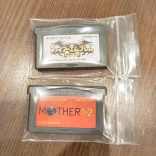 ゲームボーイ(ゲームボーイ)のゲームボーイミクロ ソフトセット売り(携帯用ゲーム本体)