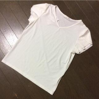 アクアガール(aquagirl)の新品 AG by aquagirl  Tシャツ L    T-172(Tシャツ(半袖/袖なし))
