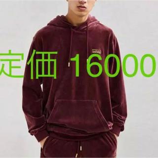 アディダス(adidas)のアディダス ベロア パーカー(ジャージ)
