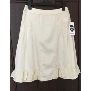 ヒロコビス(HIROKO BIS)の❤︎新品・タグ付き❤︎ HIROKO BIS・夏 スカート(ひざ丈スカート)
