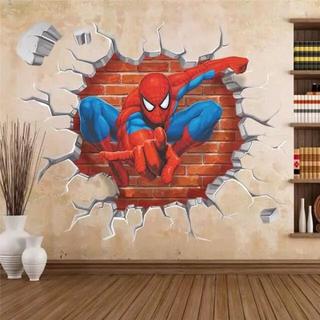 スパイダーマン ウォールステッカー(アメコミ/海外作品)