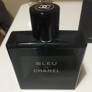シャネル(CHANEL)のシャネル ブルー ド CHANEL 香水 小分け(香水(男性用))