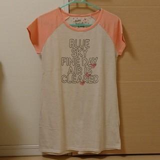 ラフ(rough)の みっふぃ様専用 《新品♪》rough ロングTシャツ(Tシャツ(半袖/袖なし))