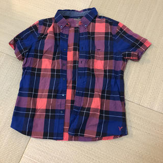 アメリカンイーグル(American Eagle)のアメリカンイーグル 半袖シャツ Lサイズ(シャツ)