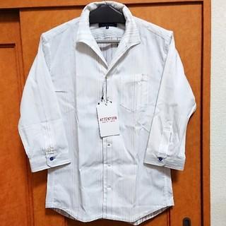 ニコル(NICOLE)の【プレゼントバッグ付】イタリアンカラー七分袖シャツ(シャツ)