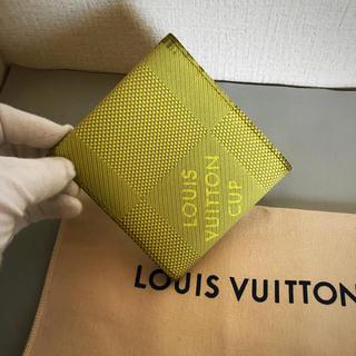 ルイヴィトン(LOUIS VUITTON)の折財布 正規品鑑定済 コインケース金具綺麗(財布)