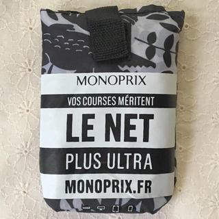 新品☆モノプリ monoprix エコバッグ ワニ(エコバッグ)