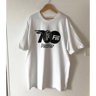 ワンエルディーケーセレクト(1LDK SELECT)の新品未使用 700fill PP Logo Tee ロゴ Tシャツ イラスト(Tシャツ/カットソー(半袖/袖なし))